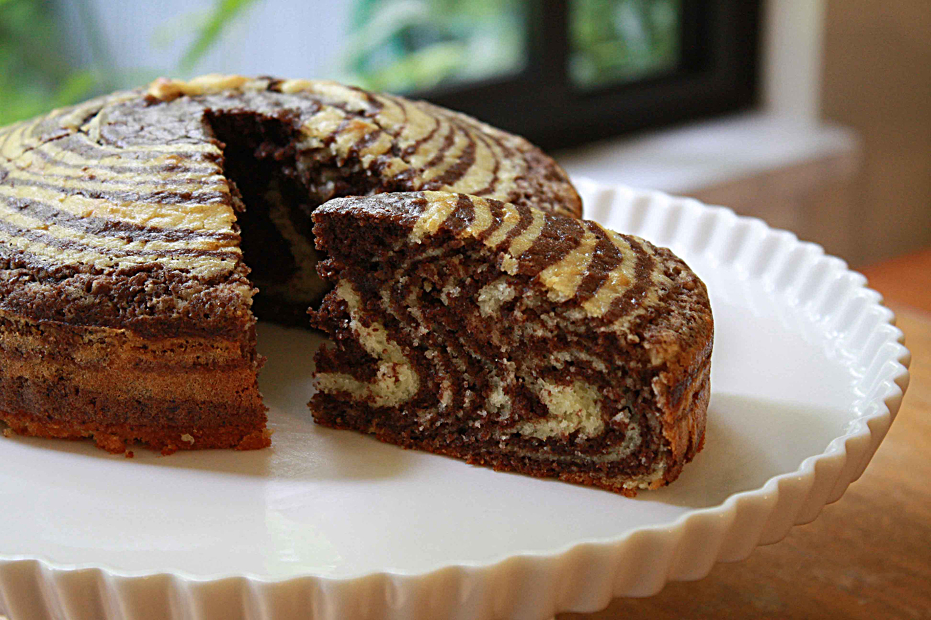 полосатый пирог рецепт с фото выбрала популярные