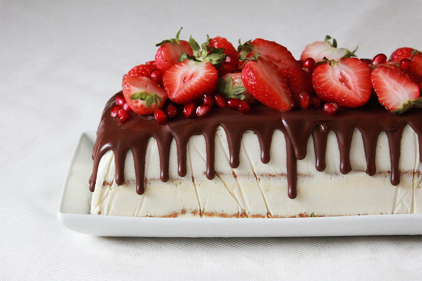 éclair cake